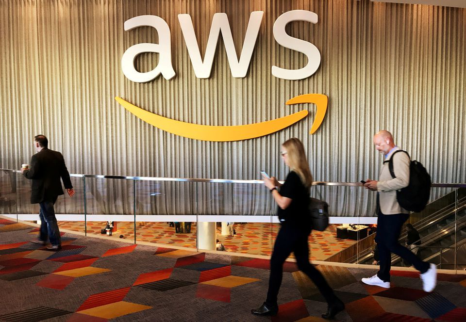 亚马逊云服务AWS